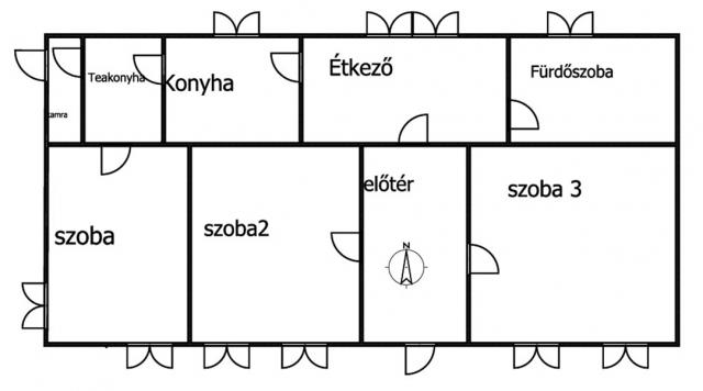 Eladó Lakóingatlan, önálló iroda, önálló üdülő, 2030 ÉRD, Tégla